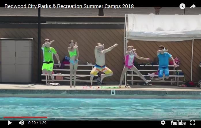 What does Summer Recreation look like?