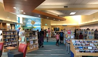 The NEW Fair Oaks Branch Library