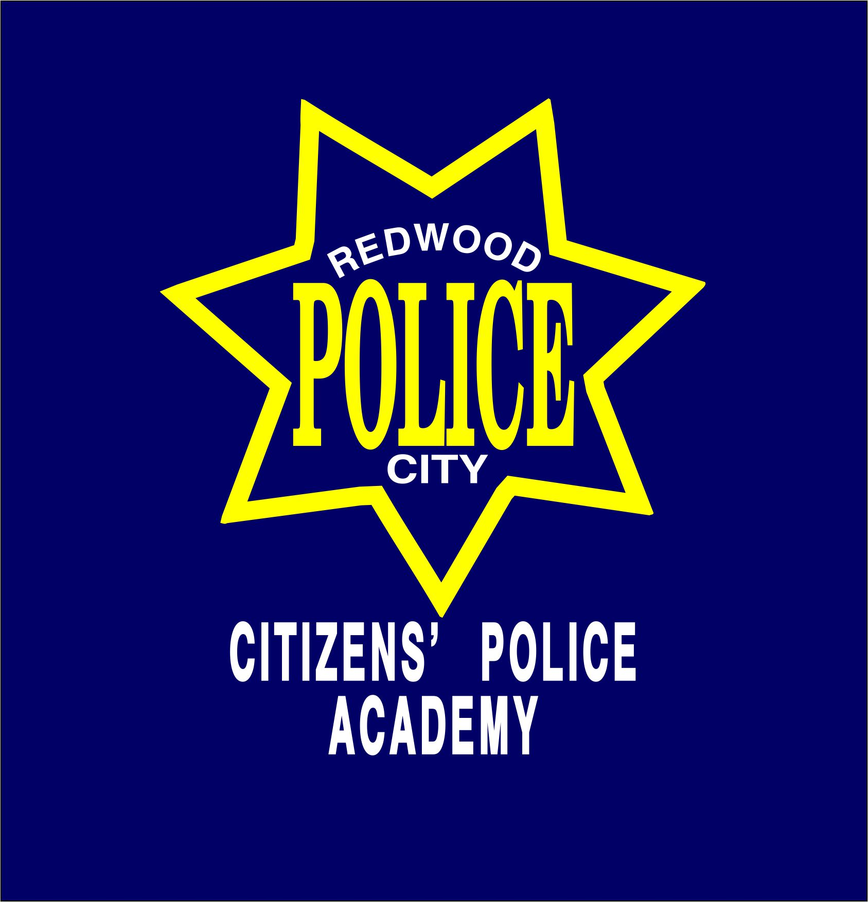 RCPD Academy Badge