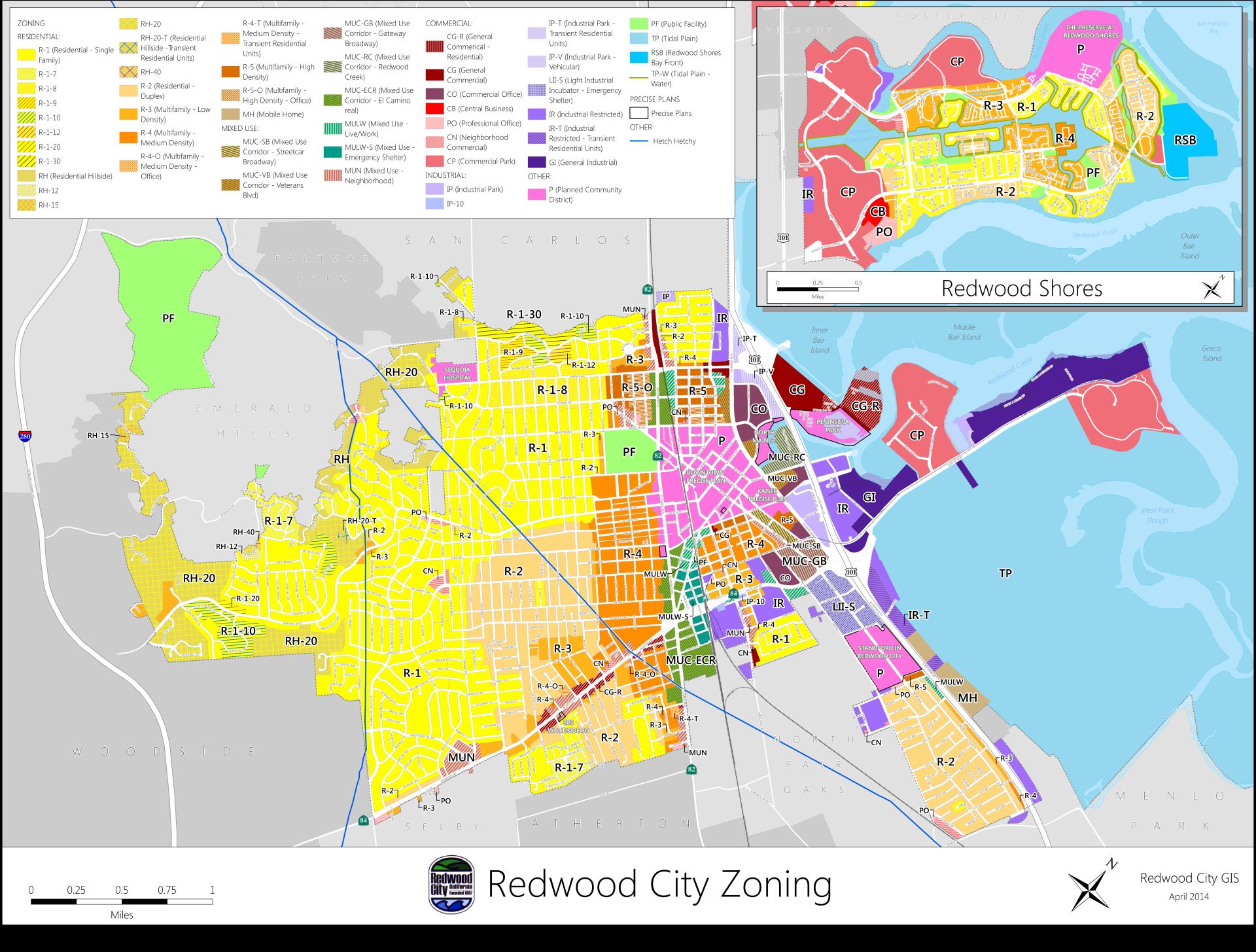 Zoning Maps Joltframework - Los angeles zoning map