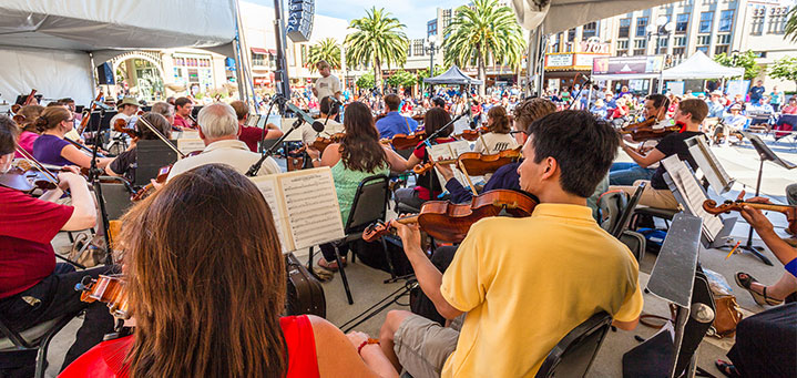 Redwood City Events - Classical