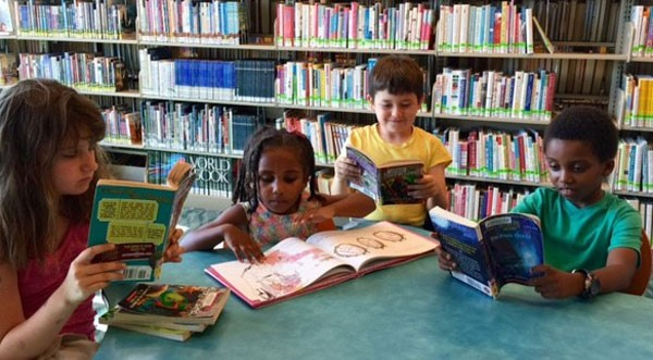 No More Library Fines for Kids!