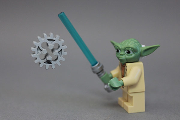 Jedi-Engineering Yoda
