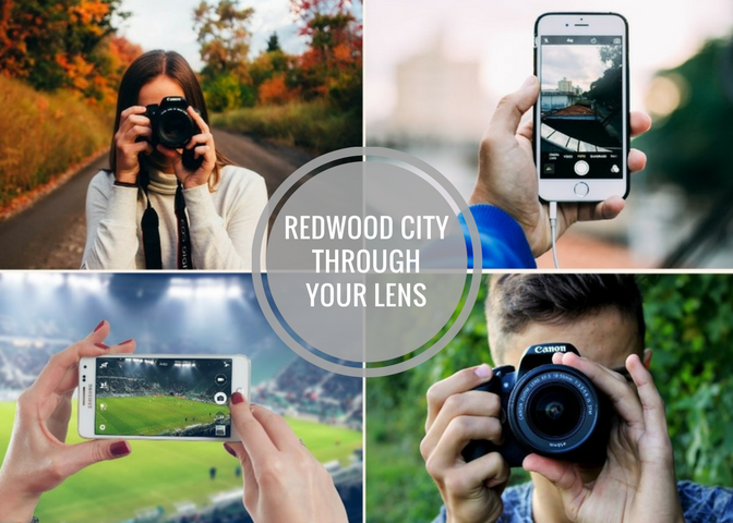 redwood city through your lens