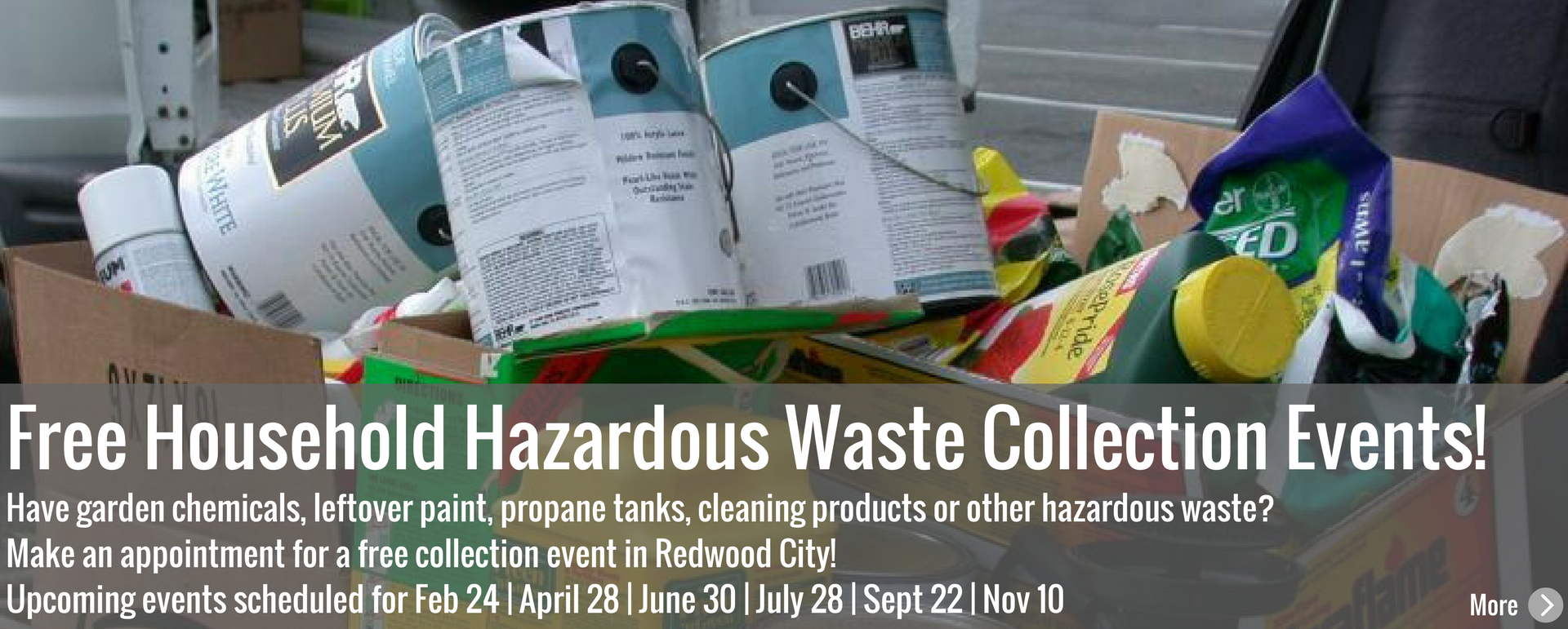 Household Hazardous Waste, Disposal Event, Household Waste, Chemicals, Paint, Propane Tank, Motor Oil, Nail Polish, Lights