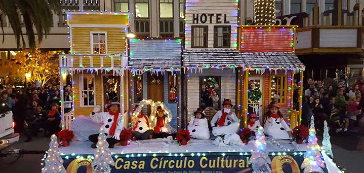 Christmas Parafe Redwood City 2020 Festivals & Holiday Events | City of Redwood City