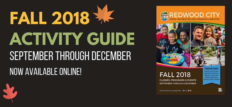 Fall Activity Guide Online