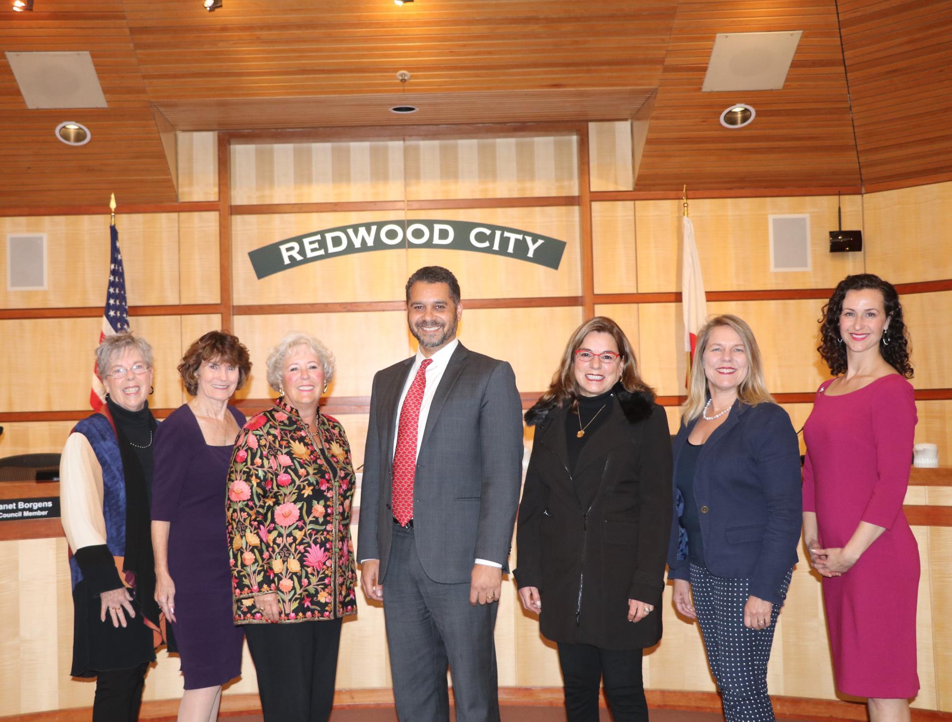Members   City of Redwood City