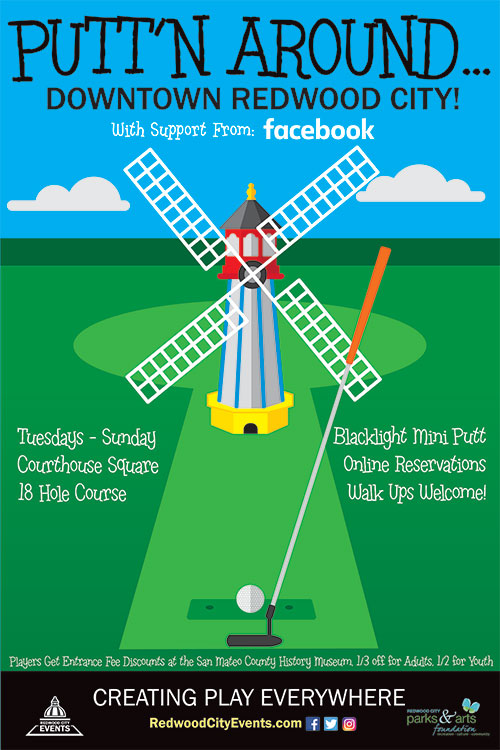 Putt'n Around Mini Golf | City Events Calendar | City of