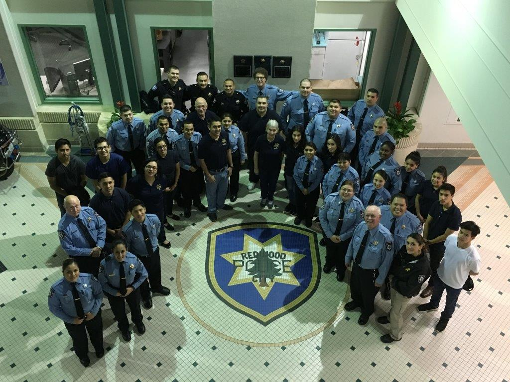Volunteers in Police Service | City of Redwood City