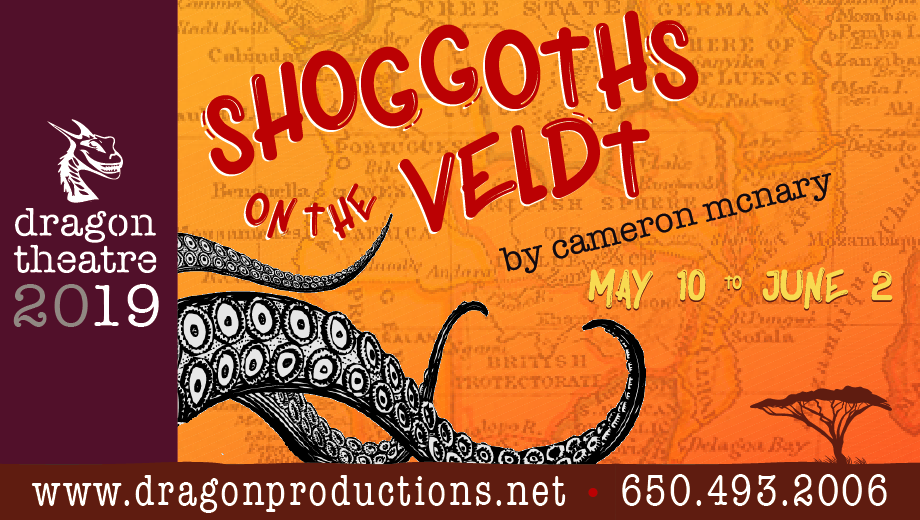 Shoggoths on the Veldt