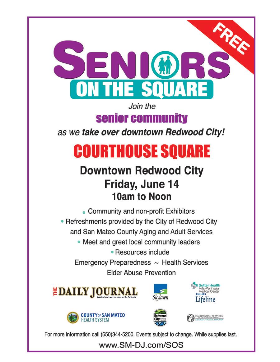 Seniors on the Square- Elder Abuse Prevention Awareness Day