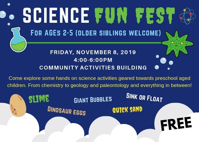 SCIENCE FUN FEST