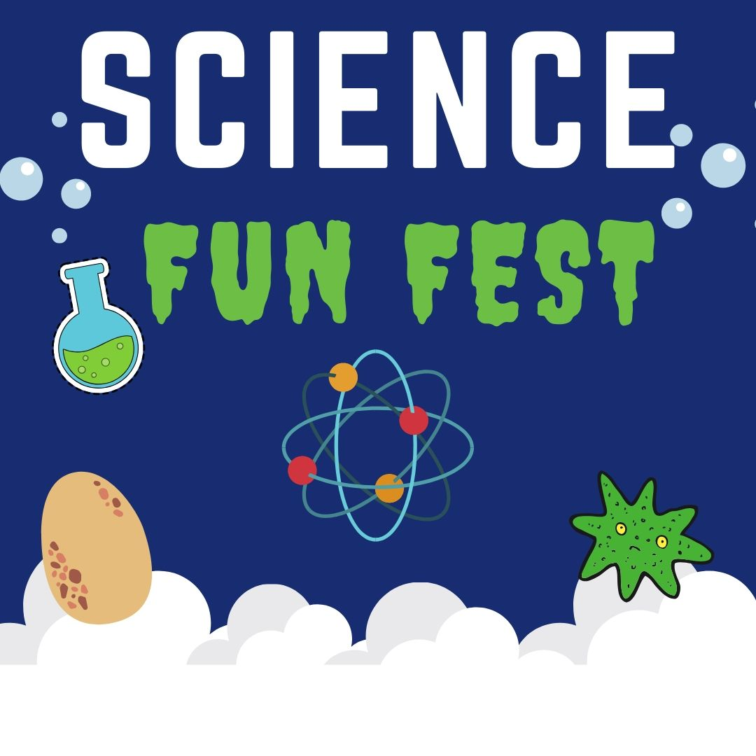 SCIENCE FUN FEST SQUARE
