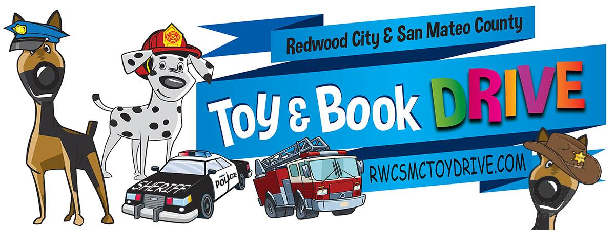 toy and book drive