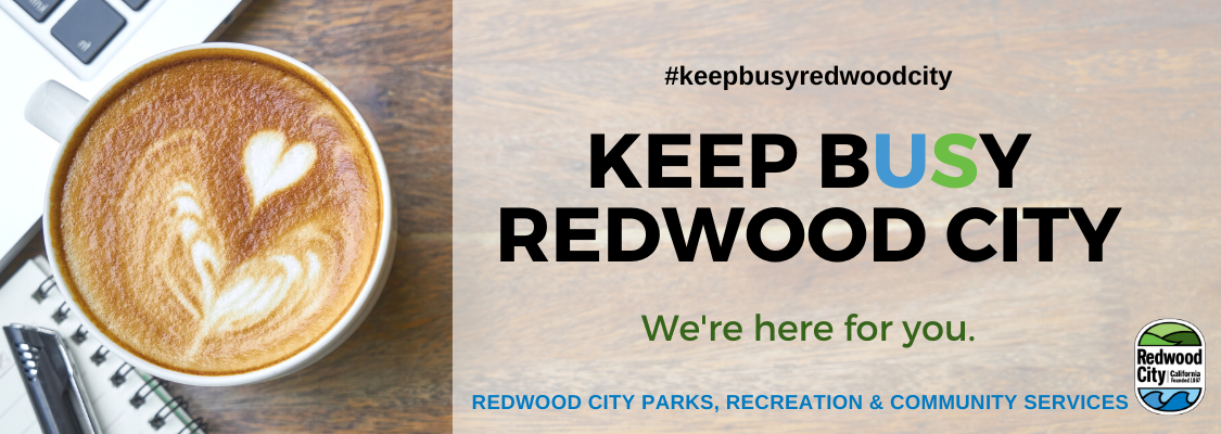 keep busy redwood city