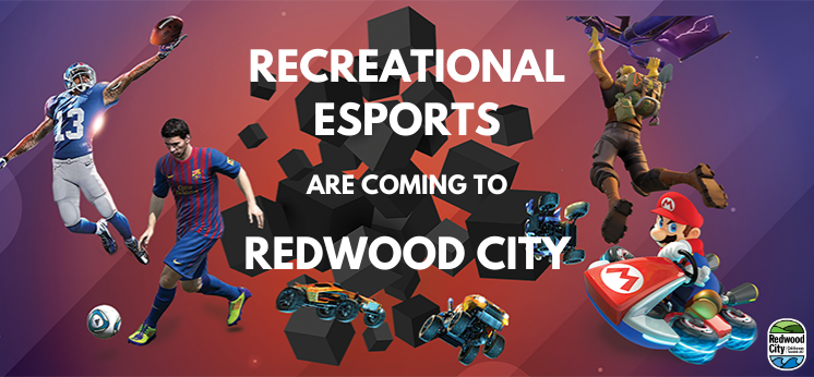 REDWOOD CITYESPORTS