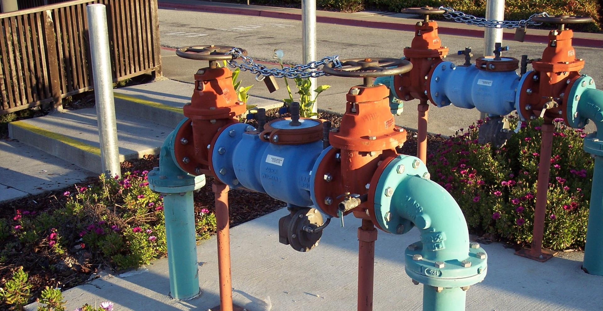 PWS Water Cross Connection Backflow