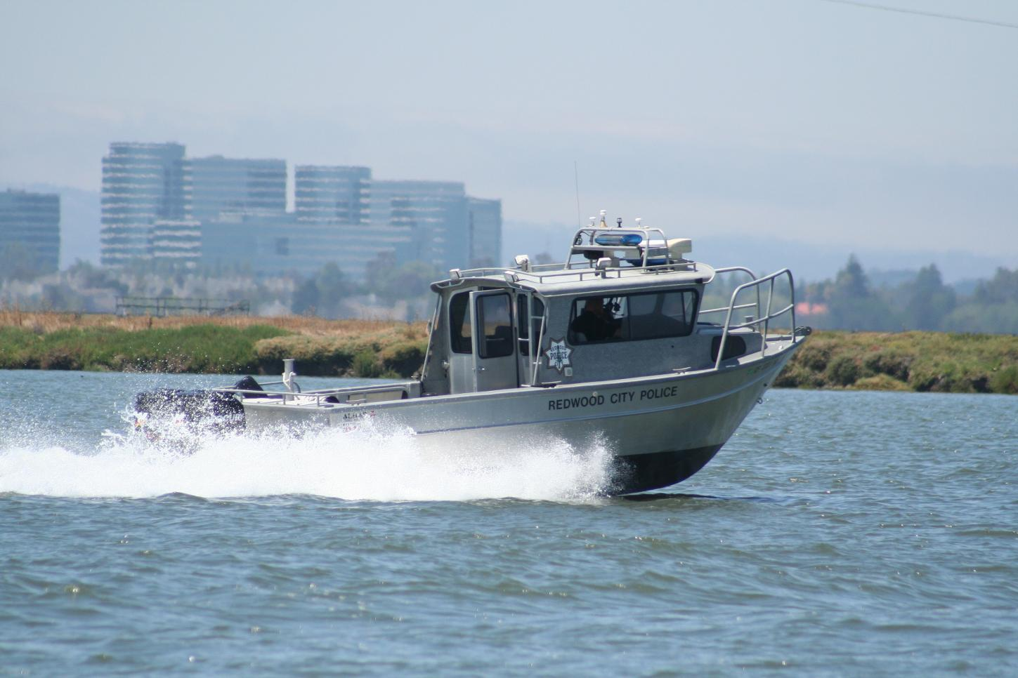 Marine Unit-Boat-Action