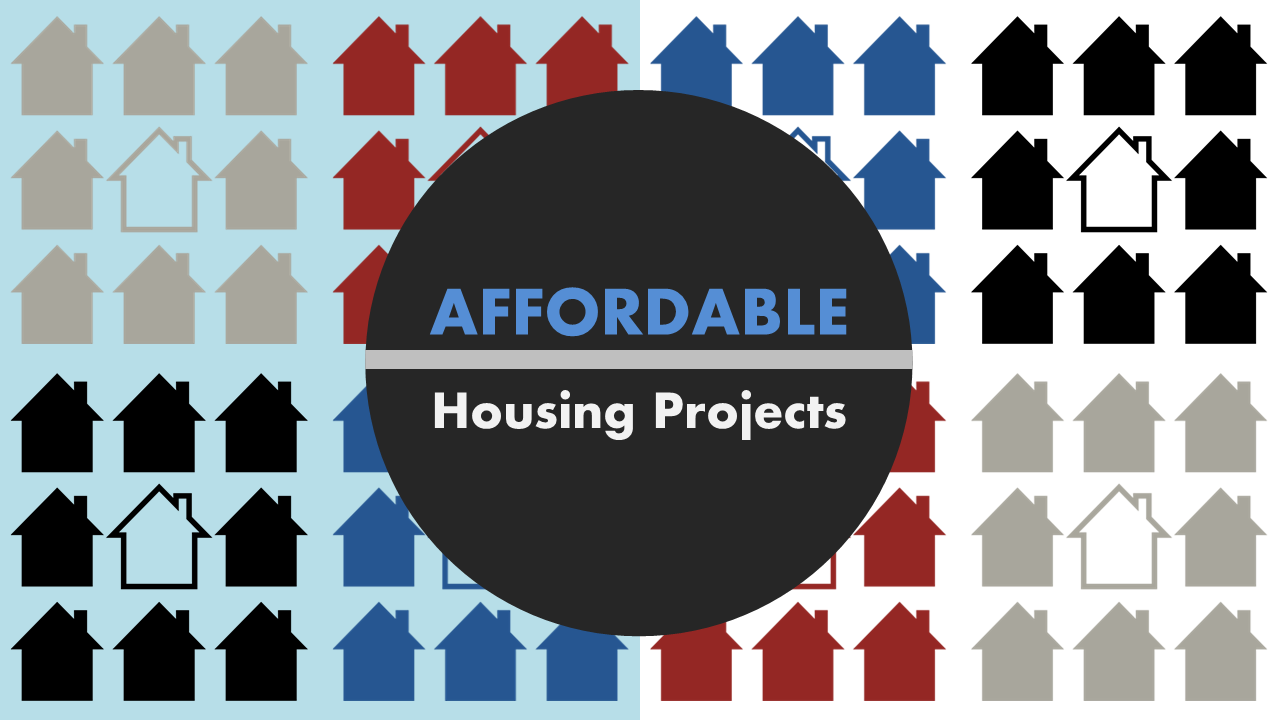 Affordable Housing Projects (multi)
