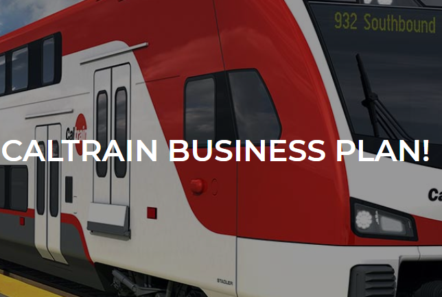 CaltrainBusiness Plan
