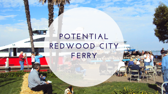 Potential Redwood City Ferry
