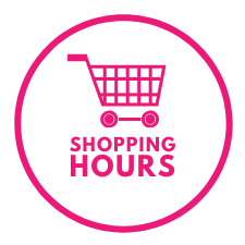 shopping hours
