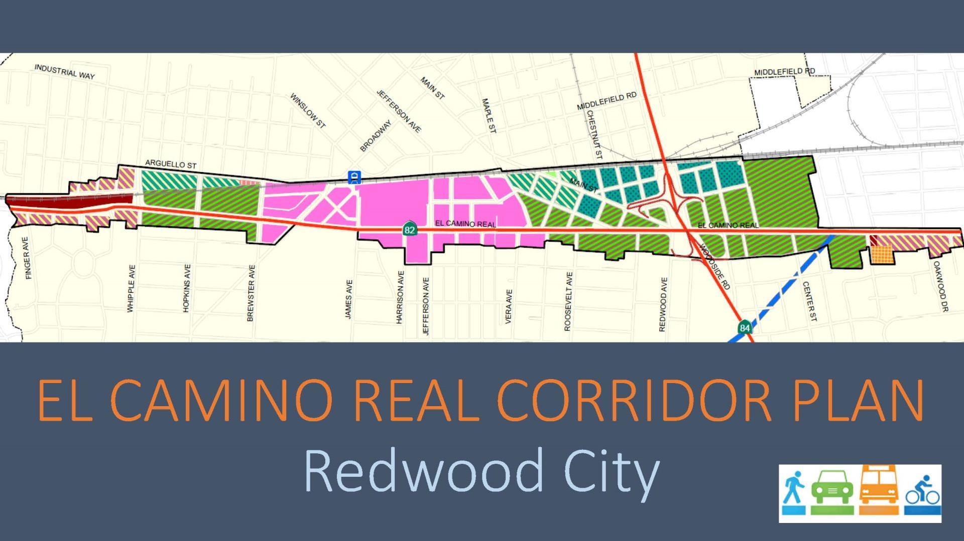 El Camino Real Corridor Plan