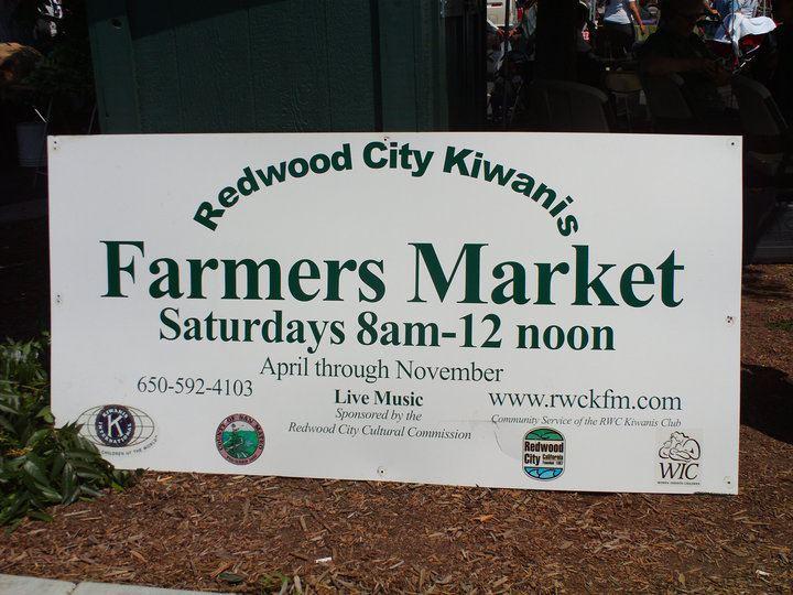 Kiwanis Farmers Market Banner